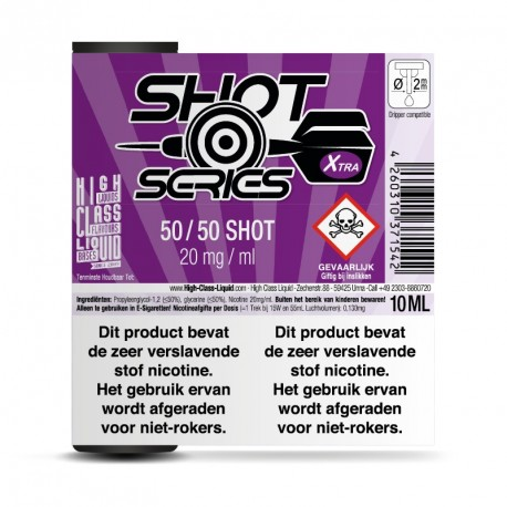 Xtra Shot Liquid 10 ml